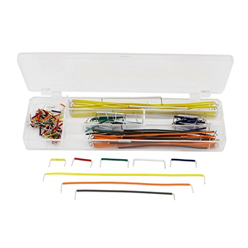 uxcell Breadboard Board Jumper Cable