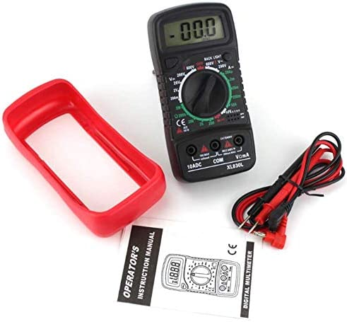 kaige Multimeter Handheld Multifunction Power Meter Voltage and Current Tester Electrical Testing Voltage Testers WKY