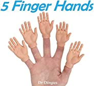 DR DINGUS Finger Hands - Set of 5