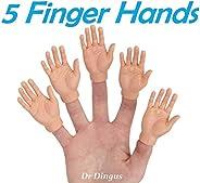 DR DINGUS Finger Hands - Set of 5