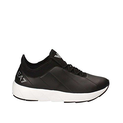 Armani Sneakers Uomo Emporio Nero 248023 7a268 Ea7 Bdx8Cq