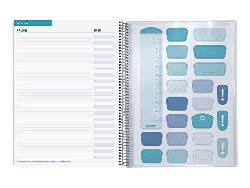 Finocam Cuaderno del Docente - Agenda, 230 x 310 mm