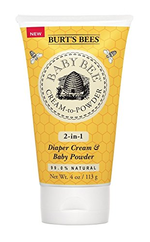 Burts Baby Bee Cream To P Size 4z Burts Baby Bee Cream To Powder 4z by Burt's Bees