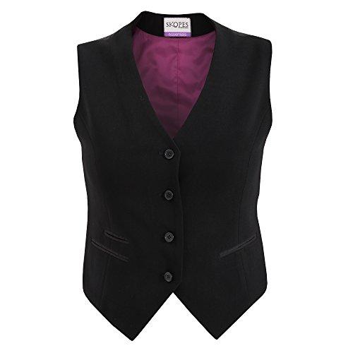 Ladies 4 Buckle Vest - 2