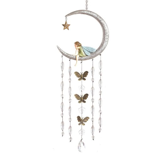 Garden Fairy Small Wind Chimes - 2