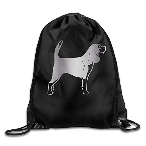 Outdoor Hunting Dog E331 Platinum Style Drawstring Backpack
