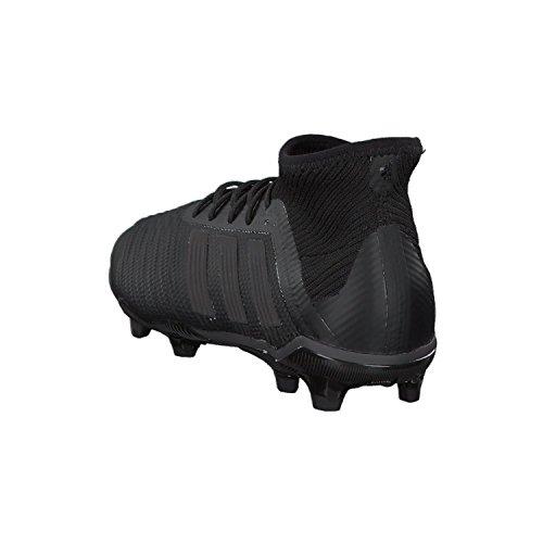 Chaussures football Chaussure de Football adidas Predator 18.1 FG Blanc/Rouge Junior
