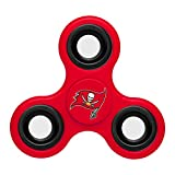 NFL Diztracto Fidget Spinnerz - 3 Way, Tampa Bay Buccaneers, One Size