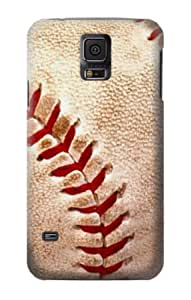 S0064 Baseball Case Cover for Samsung Galaxy S5