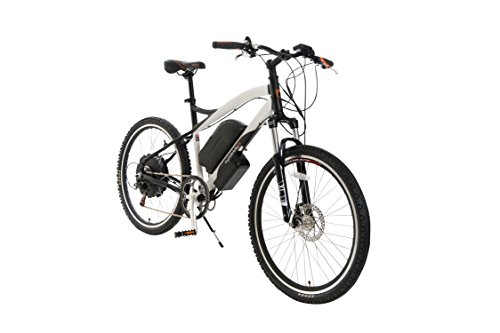4f72cfa0c87 Cyclotricity Electric Bike, Stealth 1000w 16ah 20