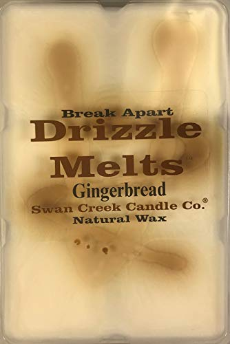 Swan Creek Candle Soy Drizzle Melt 4.75 Oz. - Gingerbread