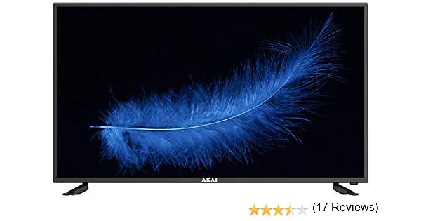 AKAI Televisore AKAI V Led Aktv4620 46 pollici T Fhd Smart Android: Amazon.es: Electrónica
