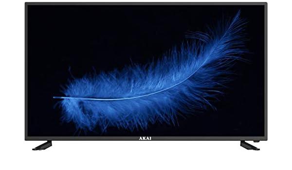 Akai TV Inteligente aktv4621a 45 Pulgadas: Amazon.es: Electrónica
