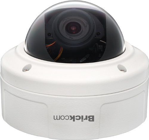 Brickcom Vandal Dome 3 MP Network Camera (VD-300Af-D1)