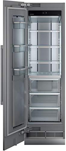 Liebherr MF2451 Monolith Series 24 Inch Built In Column Counter Depth Freezer in Panel Ready