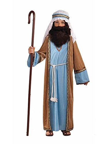 Forum Novelties Biblical Times Deluxe Joseph Costume, Child Large ()