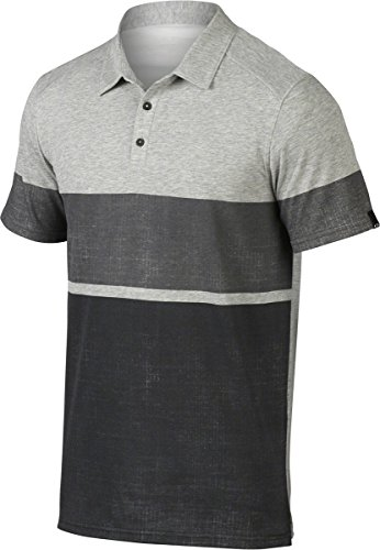 Oakley Mens Conquer Polo Shirt Large Forged - Oakley Dealer