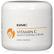 GNC Vitamin C Moisturizing Cream 2 Oz. 2 Packs (2 - 2 oz.) by GNC