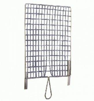 Abstreifgitter Metall 26x30cm Nr.7089.00 Nölle