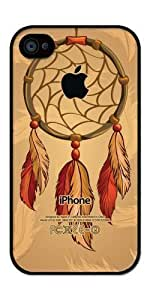 iZERCASE Dream Catcher iphone 4 case - Fits iphone 4 & iphone 4s