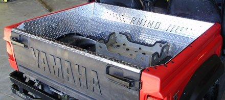 (Strong Made Yamaha Rhino 450/660/700FI 4x4 Bed Liner YR100 )