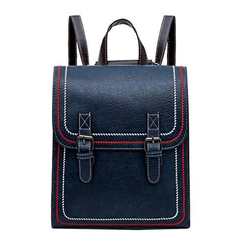 Cegduyi Women Backpacks, Fashion Sewing Retro Handbag Totes Shoulder Backpacks Bags