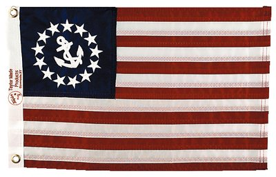 - Taylor Made Products 8148 30 x 48 U.S. Yacht Ensign Flag