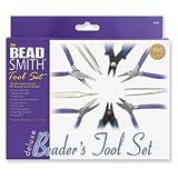 Beadsmith Deluxe Beader's Tool Kit 9pcs