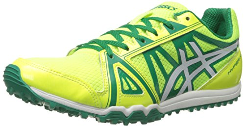 Asics Men's Hyper XC Cross Country Spike - Flash Yellow/K...