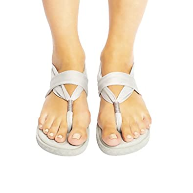 Sandals joy colors Yoga Sling Color White Aluminium (36 EU ...