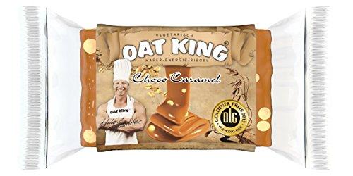 LSP Oat King Riegel - Choco Caramel 10x95g, 1er Pack (1 x 950 g)