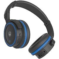 MQbix MQBT950BLK Bluetooth Headphones, Black