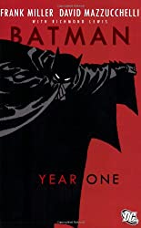Batman Year One Deluxe SC