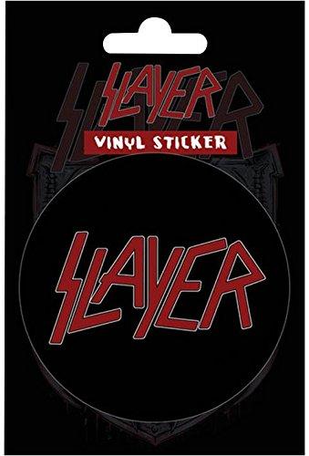 SLAYER LOGO Sticker