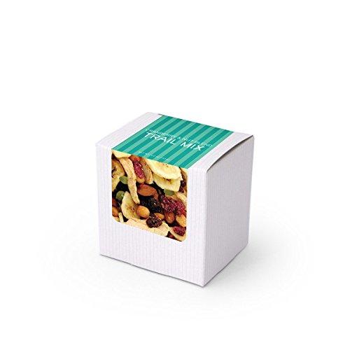 Trail Mix, Gourmet Cranny Banany, 3″ White Box 48ct/4oz
