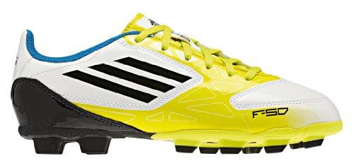 adidas Kinder-Fußballschuh F5TRX FG J (running whi