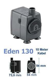 Bomba Eden 130–1150l/H, 10metros de cable.