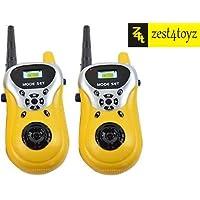 Zest 4 Toyz 2 Player Walkie Talkie Phone Toy