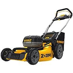 DEWALT DCMW220P2 2X20V Dw Mower Lawn