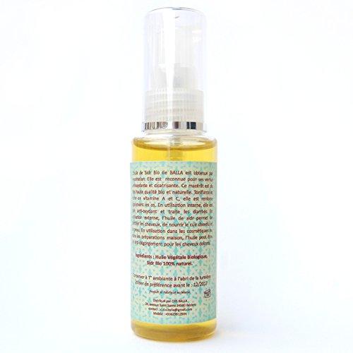 Balla - Aceite de sidr Bio y Natural 60 ml: Amazon.es: Salud y cuidado personal