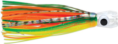 Williamson Sailfish Catcher Rigged 5 Fishing lure (Bleeding Dorado, Size- 5.5) (Lures Fishing Dorado)