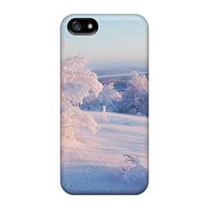 WIBQsEQ6204RNfYo Case Cover The Beauty Of Snow Iphone 5/5s Protective Case