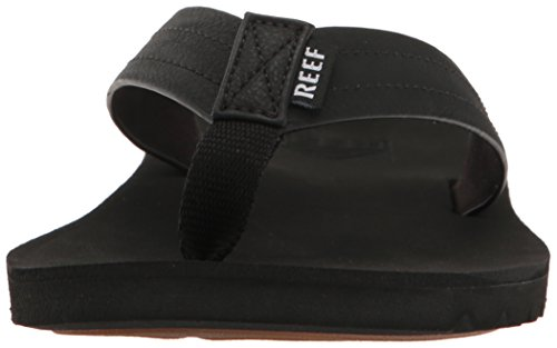 REEF 2017 tan VOYAGE Bla nero Slap Black Nero rtqtS5x