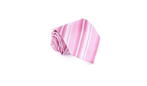 YXN Vestido de Hombre de Negocios versión Ancha 9 cm Corbata Rayas ...