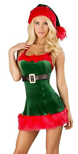 iRach (Candy Cane Costume For Adults)