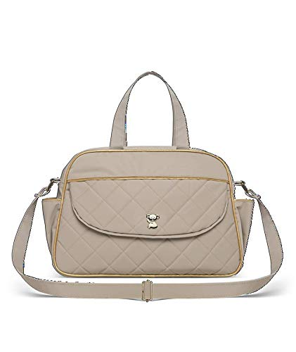 Bolsa Maternidade Selena M, Classic for Baby Bags, Caqui
