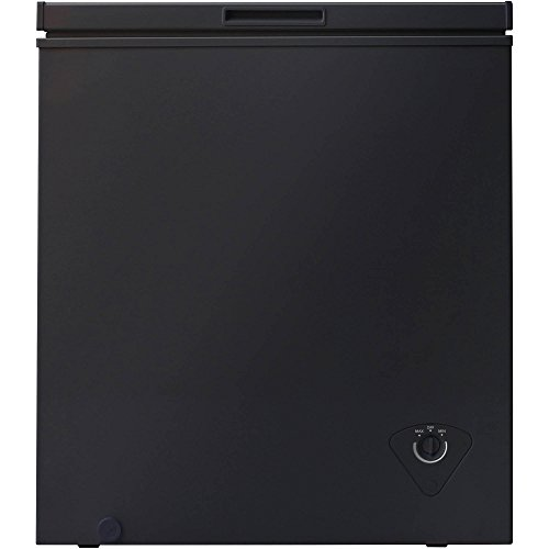 Arctic King 5.0 cu ft Chest Freezer, Black