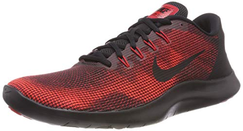 Black Laufschuh Uomo Red Nike University Red Running Flex 2018 Multicolore Herren Team Run Scarpe 008 z05TAqWwg5