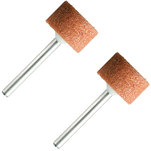 Dremel 8193 15.9mm Aluminium Oxide Grinding Stone FREE Gift