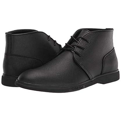 Calvin Klein Men's Teddy Jr. Chukka Boot 7